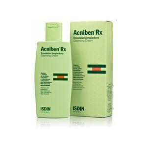 Isdin - Acniben Rx Crema Detergente Confezione 200 Ml