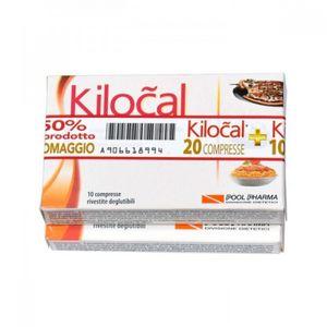 Kilocal - Confezione 20 Compresse + 10 Compresse