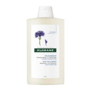 Klorane - Shampoo Centaurea Confezione 400 Ml