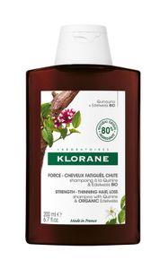 Klorane - Shampoo Chinina e Stella Alpina Confezione 400 Ml