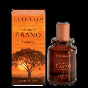 L'Erbolario - Accordo Ebano ProfumoConfezione 50 Ml