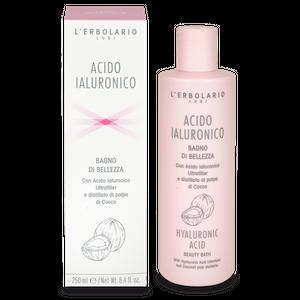 L'Erbolario - Acido Ialuronico Bagno Di Bellezza Confezione 250 Ml