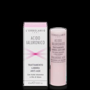 L'Erbolario - Acido Ialuronico Trattamento Labbra Confezione 4.5 Ml
