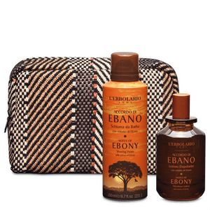 L'Erbolario - Beauty Set Barba Schiuma&Dopobarba 200 + 100 Ml