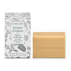L'Erbolario - Bouquet D'Argento Sapone Profumato Confezione 100 Gr