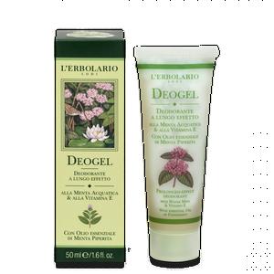 L'Erbolario - Deogel Deodorante A Lungo Effetto Confezione 50 Ml