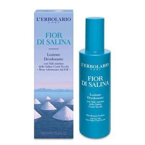 L'Erbolario - Fior Salina Deodorante Confezione 100 Ml