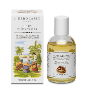 L'Erbolario - Olio Di Macassar Confezione 100 Ml