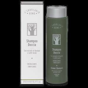 L'Erbolario - Uomo Shampoo Doccia Confezione 250 Ml