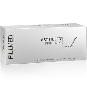 Laboratoires Fillmed - Art Filler Fine Lines Confezione 2 Siringhe 1 Ml