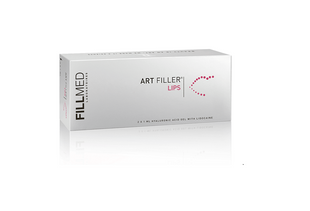 Laboratoires Fillmed - Art Filler Lips Confezione 2 Siringhe 1 Ml