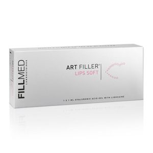 Laboratoires Fillmed - Art Filler Soft Lips Confezione 1 Siringa 1 Ml