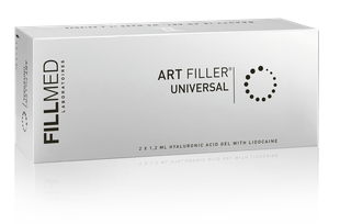 Laboratoires Fillmed - Art Filler Universal Confezione 2 Siringhe da 1,2 Ml