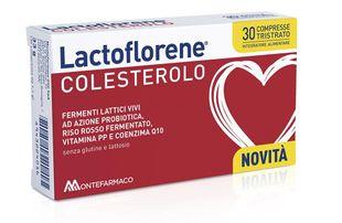 Lactoflorene - Colesterolo Confezione 30 Compresse