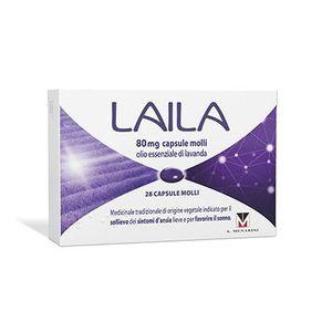 Laila - Confezione 28 Capsule Molli