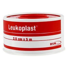 Leukoplast - Cerotto Confezione Rocchetto 500X2.5 Cm