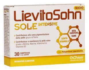 Lievitosohn - Sole Intensive Confezione 30 Compresse