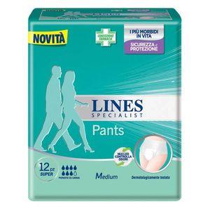 Lines - Specialist Pants Super Maxim M Confezione 12 Pezzi