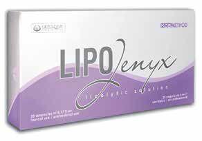 Lipojenyx - Confezione 20X5 Ml