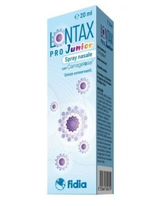 Lontax - Pro Junior Spray Nasale Confezione 20 Ml