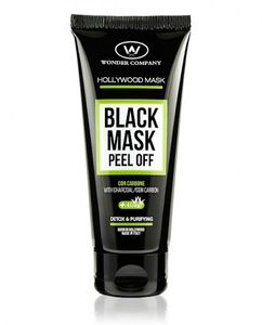 Lr Wonder Company - Hollywood Black Mask Confezione 100 Ml