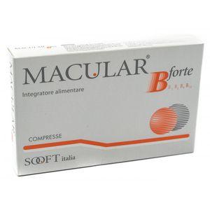 Macular - B Forte Confezione 20 Compresse