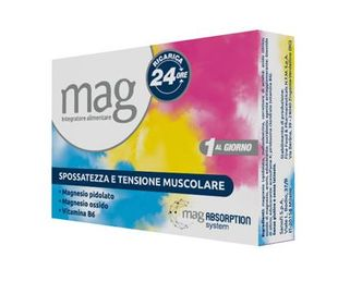 Mag - Ricarica 24 Ore Bipacco Confezione 20 Bustine
