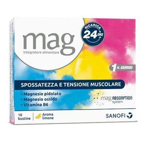 Mag - Ricarica 24 Ore Confezione 10 Bustine