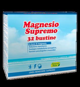 Magnesio Supremo - Confezione 32 Bustine