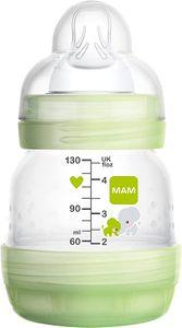 Mam - Biberon Easy Star + Star Nano Confezione 1 Pezzo