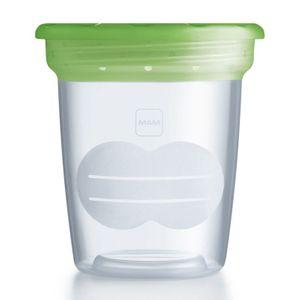 Mam - Contenitore Latte E Alimenti Storage Confezione 5 Pezzi
