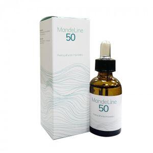 MandeLine 50 - Peeling a Base di Acido Mandelico Confezione 30 Ml