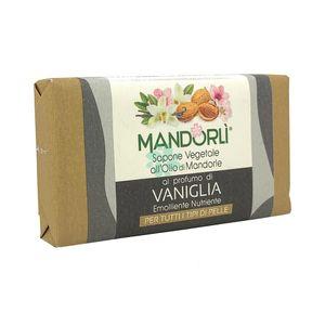 Mandorlì - Sapone Al Profumo Di VanigliaConfezione 100 Gr
