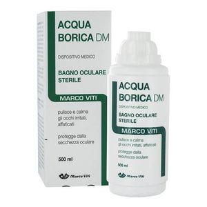 Marco Viti - Acqua Borica Bagno Oculare Confezione 500 Ml (Confezione Danneggiata)