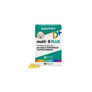 Marco Viti - Massigen Dailyvit Multi-B Plus Confezione 45 Compresse
