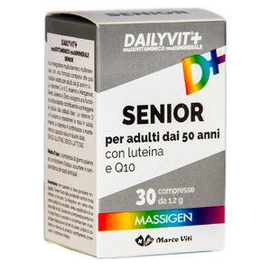 Marco Viti - Massigen Dailyvit+ Senior Confezione 30 Compresse