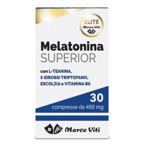 Marco Viti - Melatonina Superior Confezione 30 Compresse