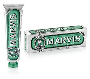Marvis - Dentifricio Classic Strong Mint Confezione 85 Ml
