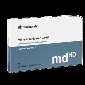 Md Ceuticals - Hyaluronidase 1500 IU Confezione 5 Fiale