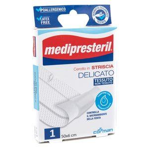 Medipresteril - Cerotto Delicato 6X50 Cm Confezione 1 Pezzo
