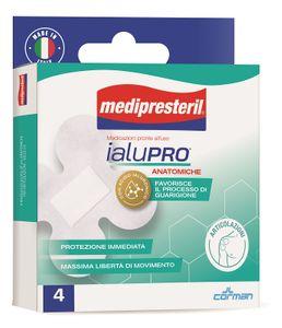 Medipresteril - Ialupro Medicazioni Anatomiche Articolazioni Confezione 4 Pezzi