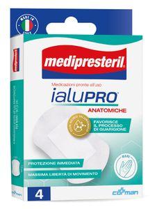 Mediprestil - Ialupro Medicazioni Anatomiche Mani Confezione 4 Pezzi