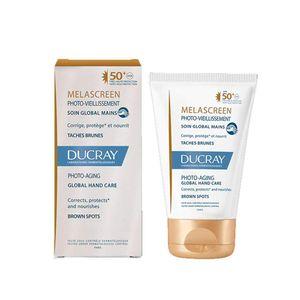 Ducray - Melascreen Crema Mani Spf 50+ Confezione 50 Ml