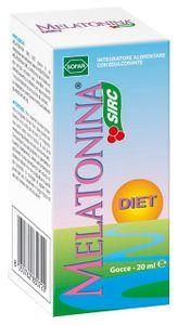 Melatonina - Diet Gocce Confezione 20 Ml (Scadenza Prodotto 28/11/2021)