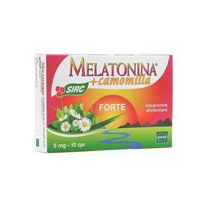 Melatonina - Forte Confezione 10 Compresse