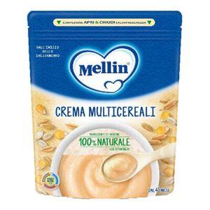 Mellin - Crema Multicereali Confezione 200 Gr