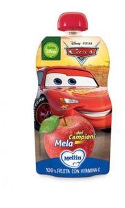 Mellin - Pouch Mela Disney Cars Confezione 110 Gr