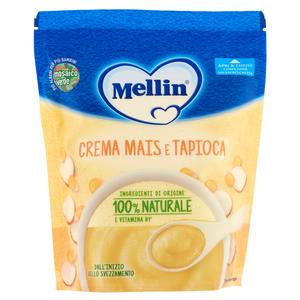 Mellin - Crema Mais e Tapioca Confezione 200 Gr