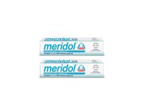 Meridol - Dentifricio Bipack Confezione 2X75 Ml