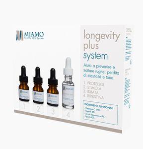 Miamo - Longevity Plus System Confezione 4 Pezzi